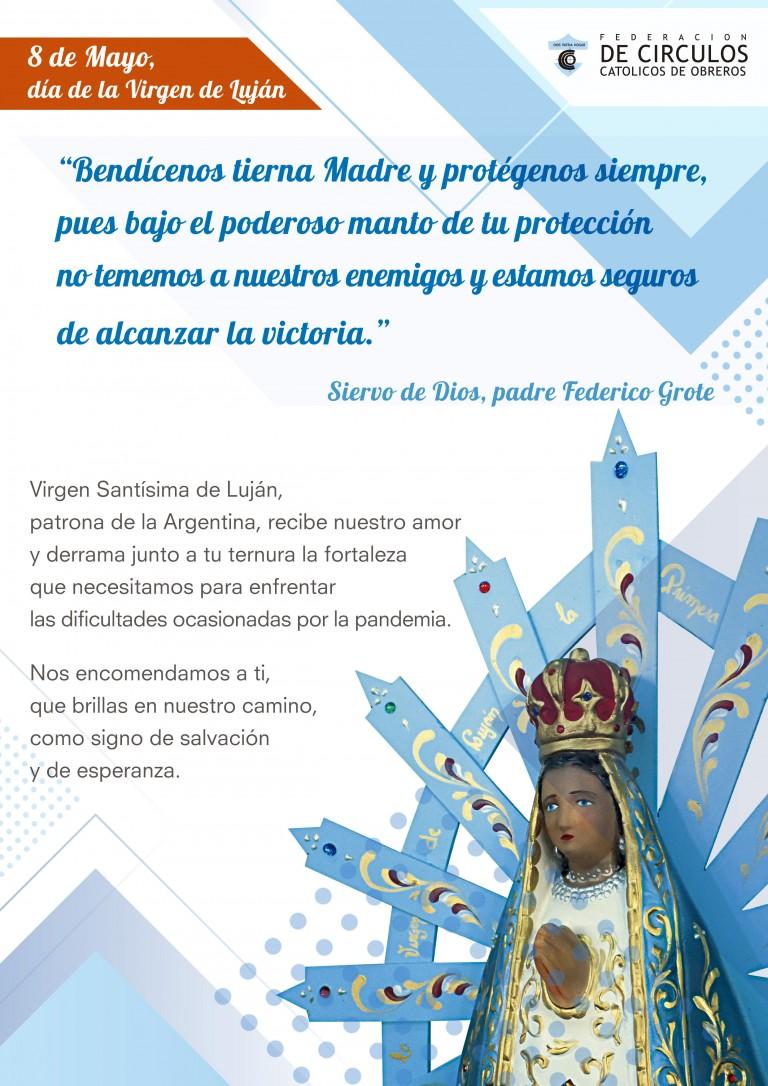 Virgen de Lujan FCCO